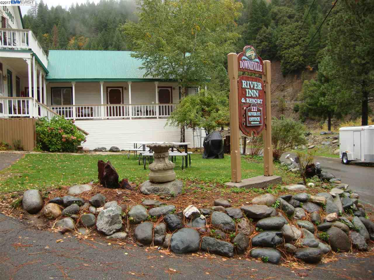 Commercial for Sale at 121 River Street Downieville, California 95936 United States