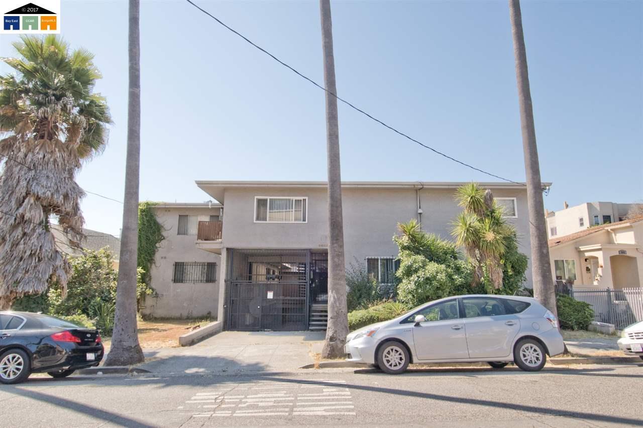 Mehrfamilienhaus für Verkauf beim 2605 9th Avenue 2605 9th Avenue Oakland, Kalifornien 94606 Vereinigte Staaten