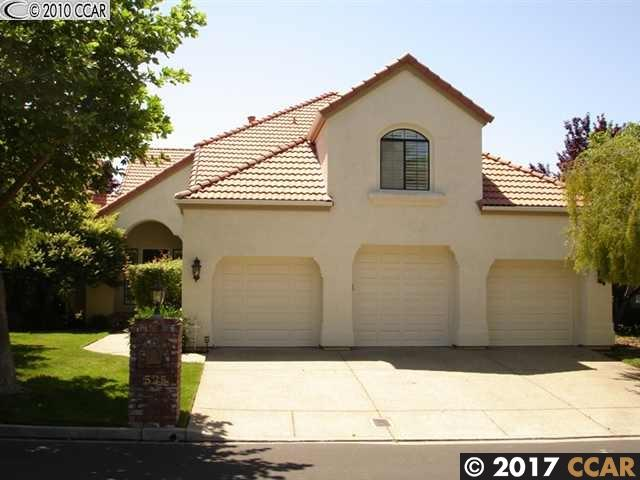 Single Family Home for Rent at 525 KINGSWOOD Place 525 KINGSWOOD Place Danville, California 94506 United States