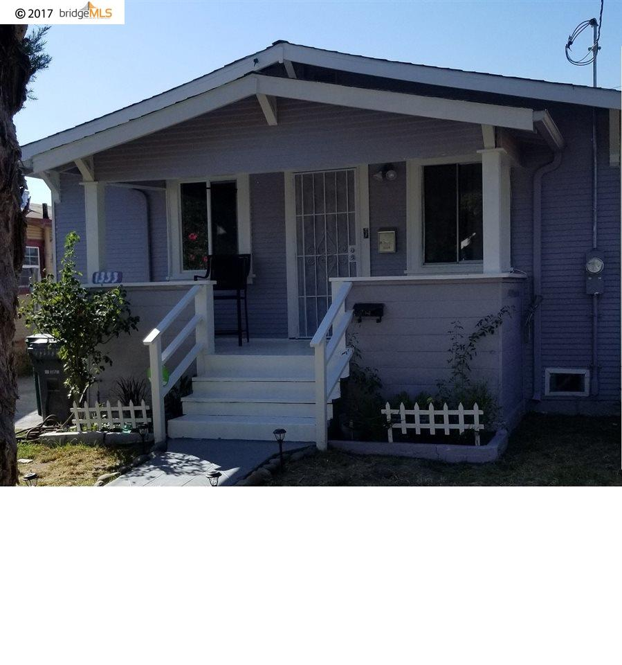 1333 60Th Ave, OAKLAND, CA 94621