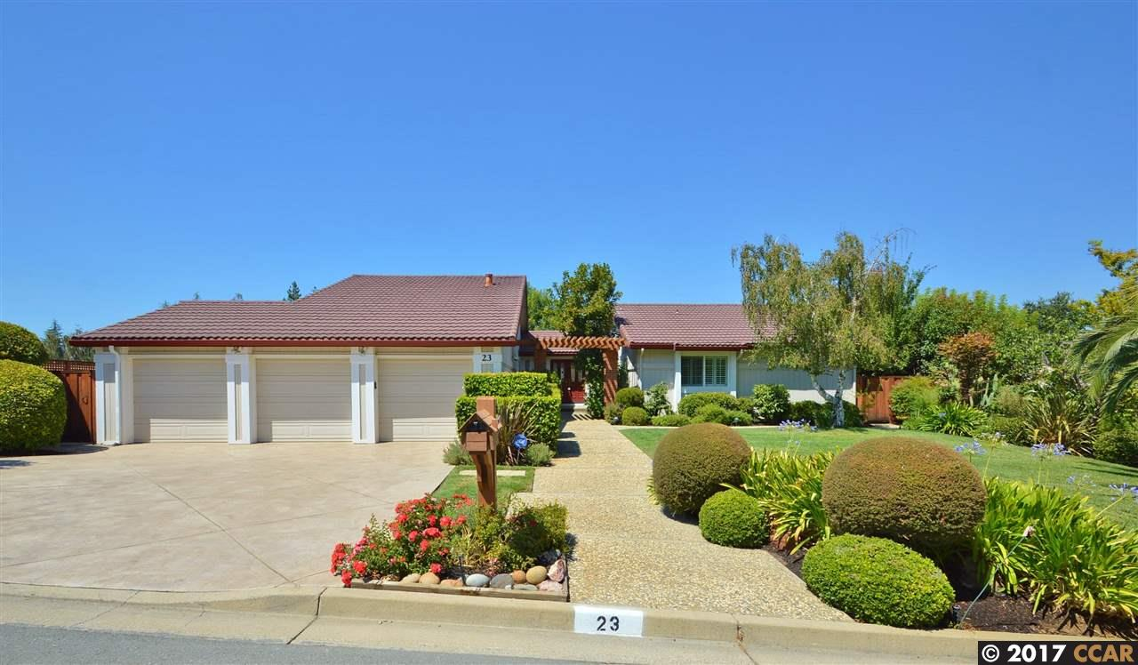 23 Mountaire Ct, CLAYTON, CA 94517