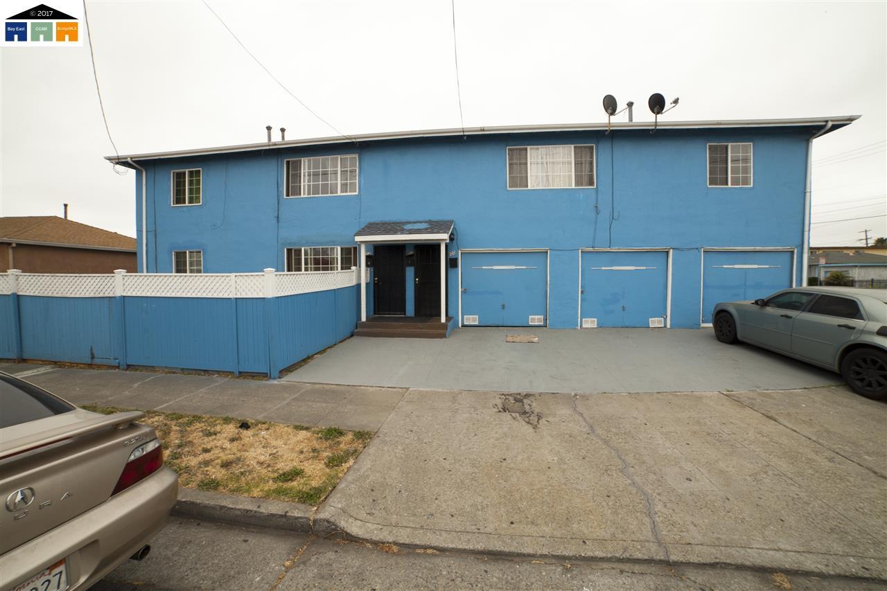Casa Multifamiliar por un Venta en 800 6Th Street 800 6Th Street Richmond, California 94801 Estados Unidos