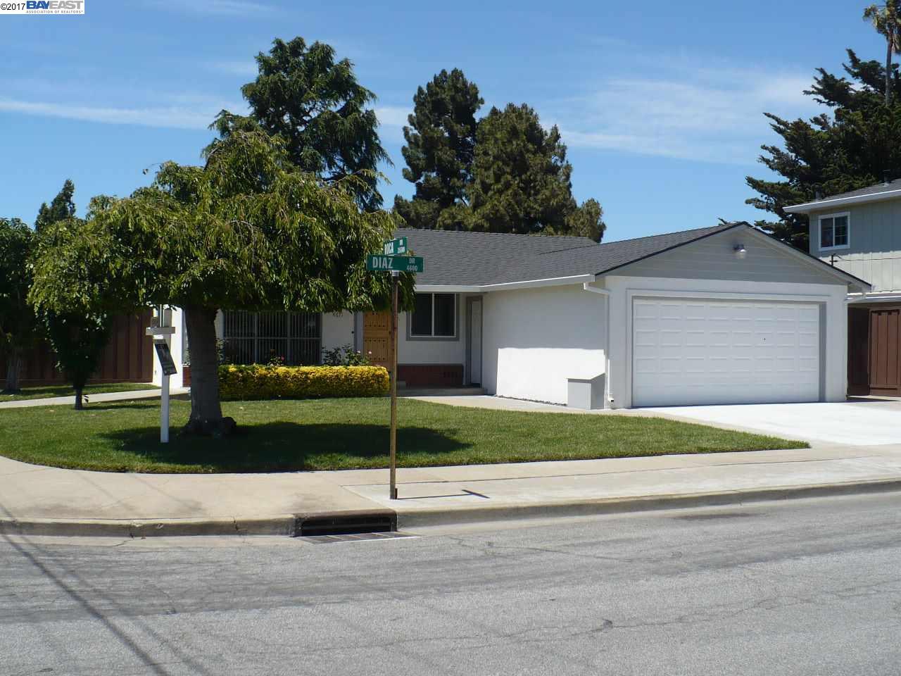 4671 Diaz Dr, FREMONT, CA 94536