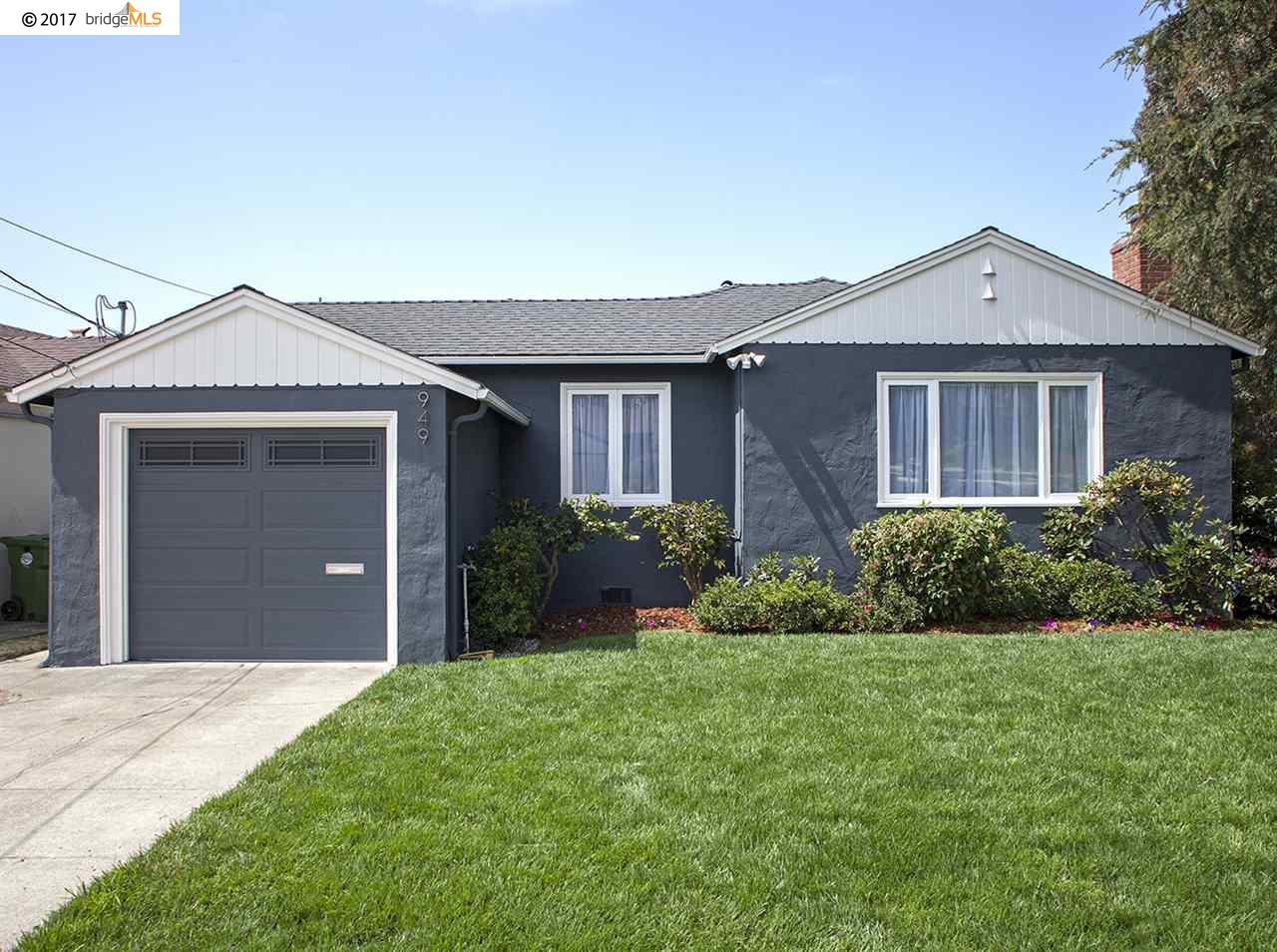 949 Everett St, EL CERRITO, CA 94530