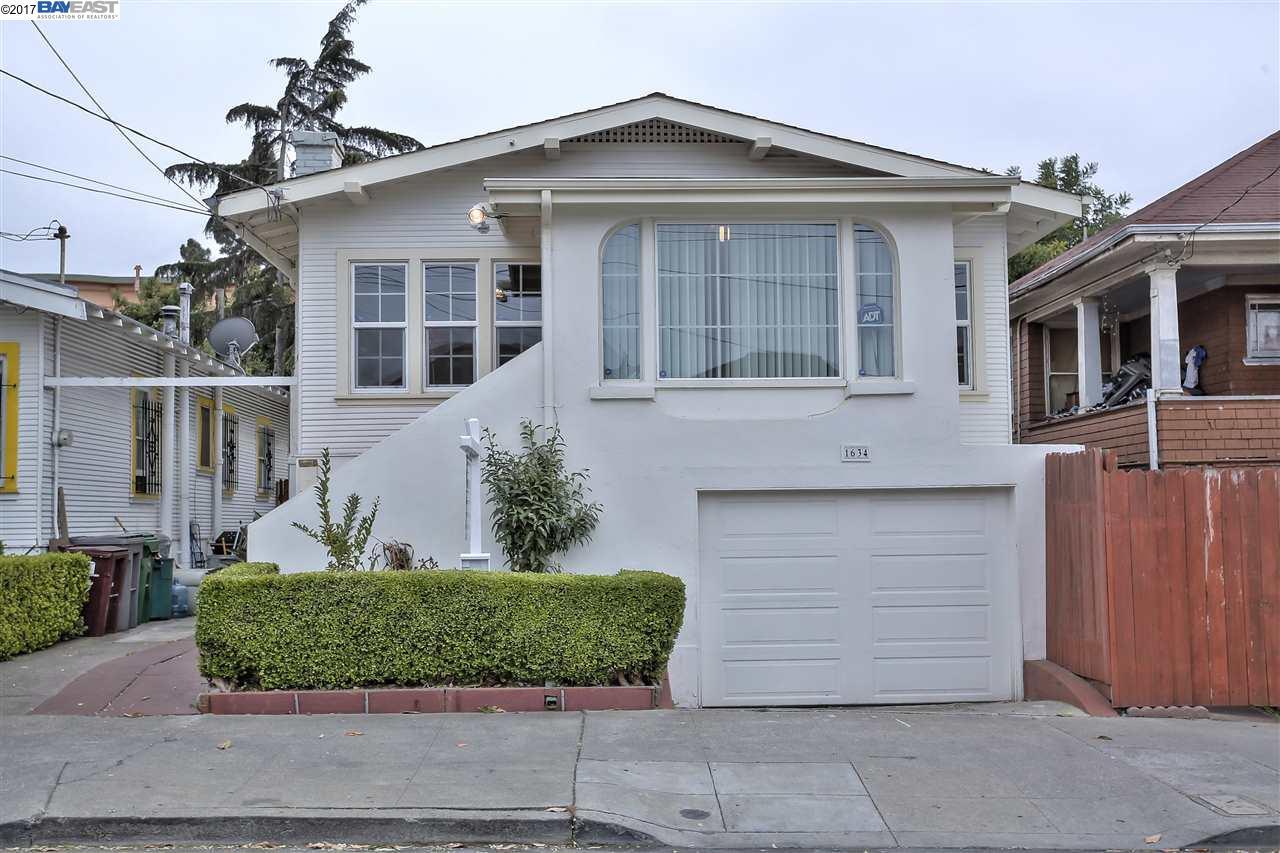1634 9Th Ave, OAKLAND, CA 94606