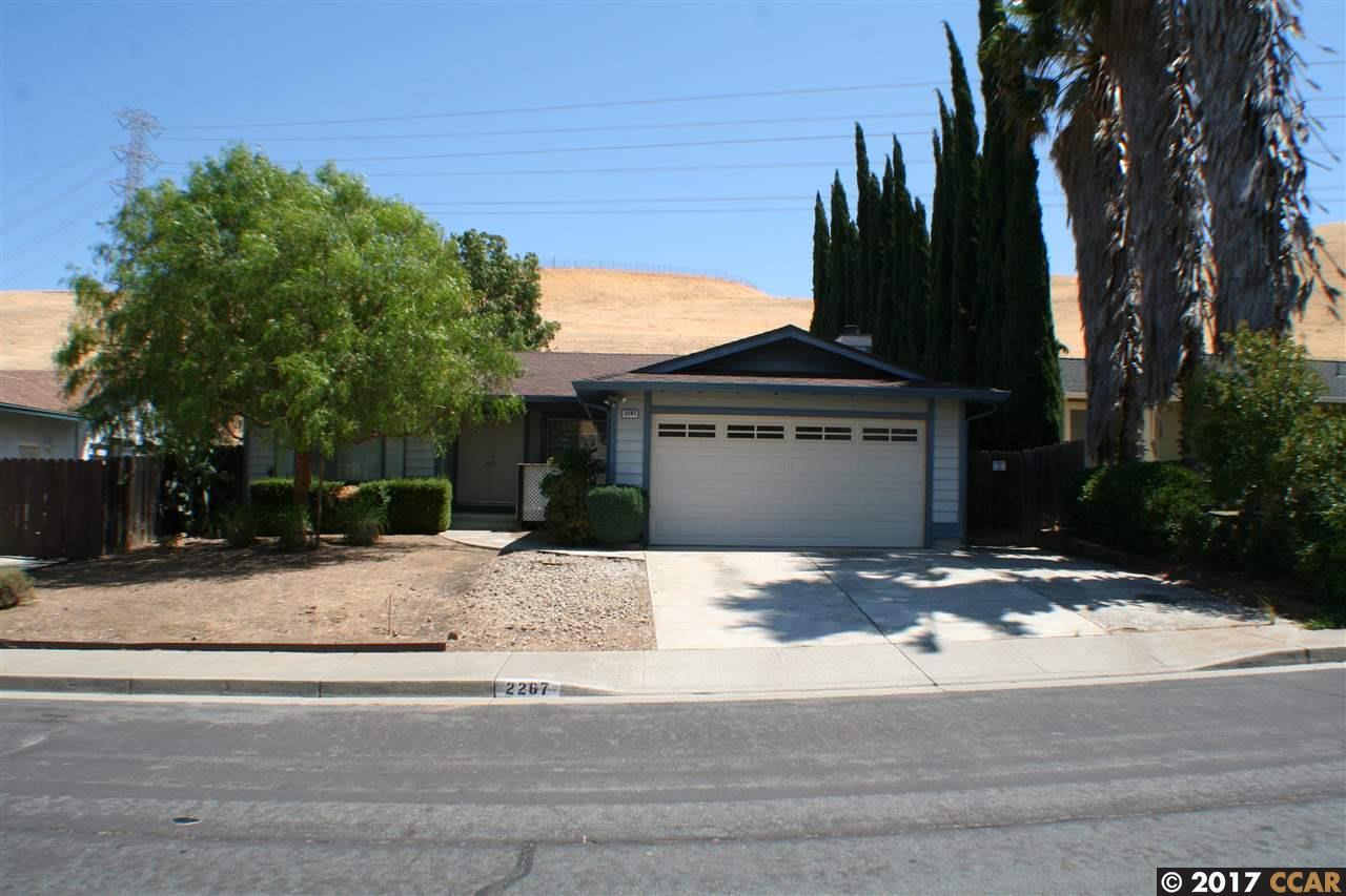 Einfamilienhaus für Mieten beim 2267 Jacqueline Drive Pittsburg, Kalifornien 94565 Vereinigte Staaten