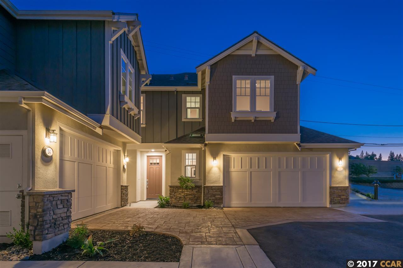 Townhouse for Sale at 10 Brookstone Lane Danville, California 94526 United States