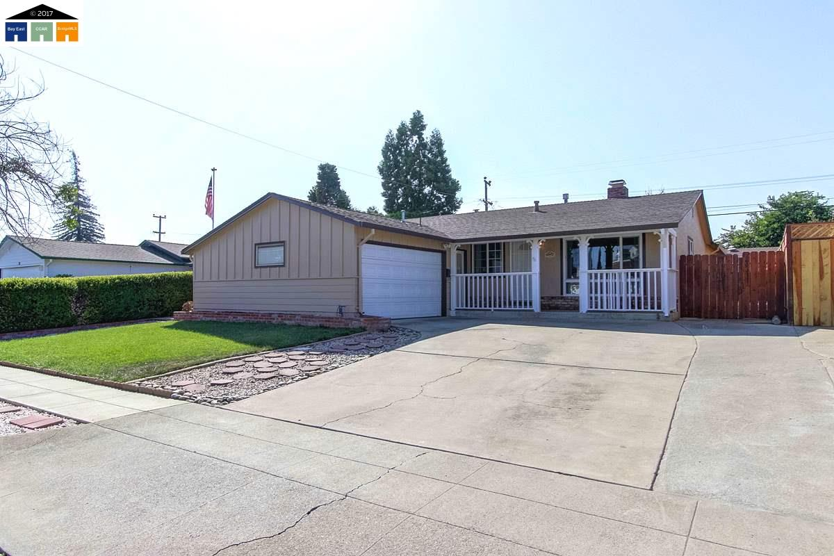 4625 Margery Drive, FREMONT, CA 94538