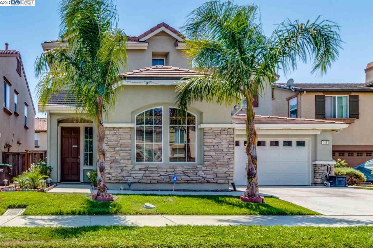 Частный односемейный дом для того Продажа на 316 finchwood Drive Lathrop, Калифорния 95330 Соединенные Штаты