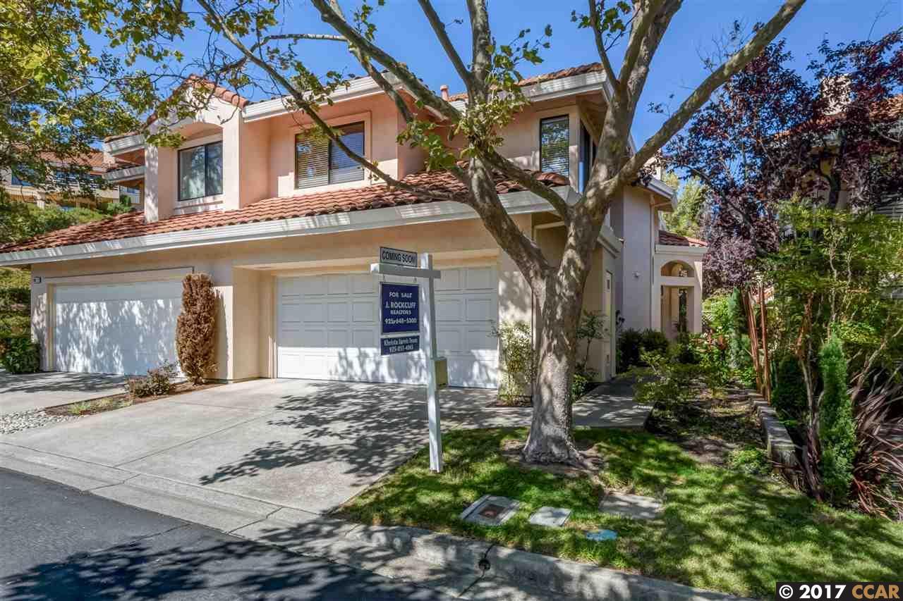 Casa unifamiliar adosada (Townhouse) por un Venta en 793 Lakemont Place San Ramon, California 94582 Estados Unidos