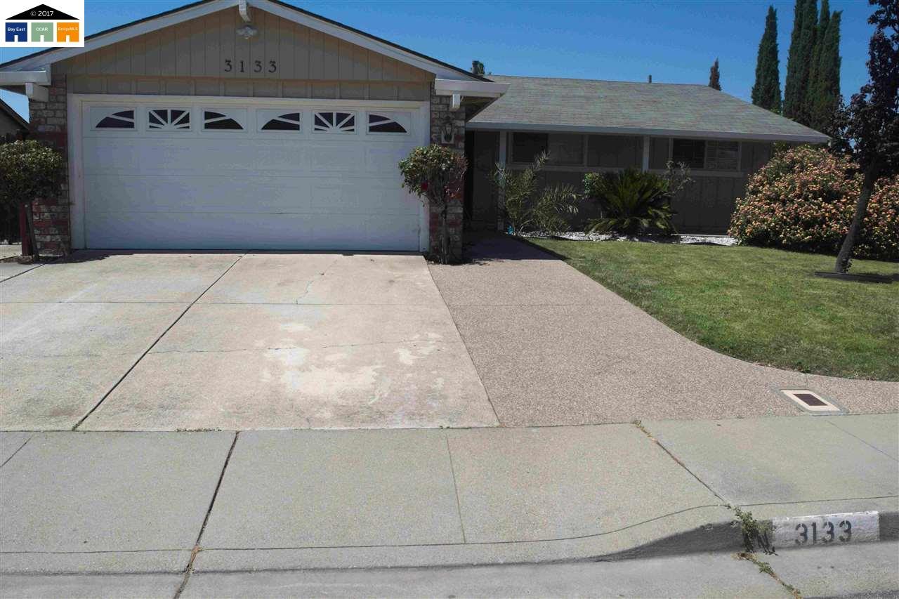 3133 Warwick Road, FREMONT, CA 94555