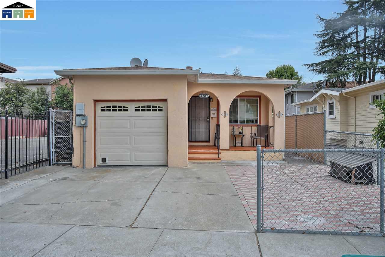 一戸建て のために 売買 アット 22732 1st Hayward, カリフォルニア 94541 アメリカ合衆国