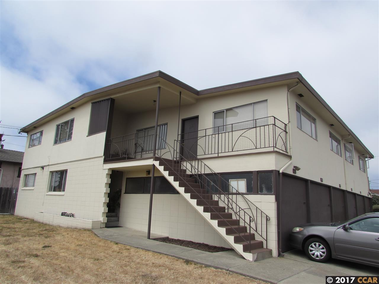 واحد منزل الأسرة للـ Rent في 401 44Th Street Richmond, California 94805 United States