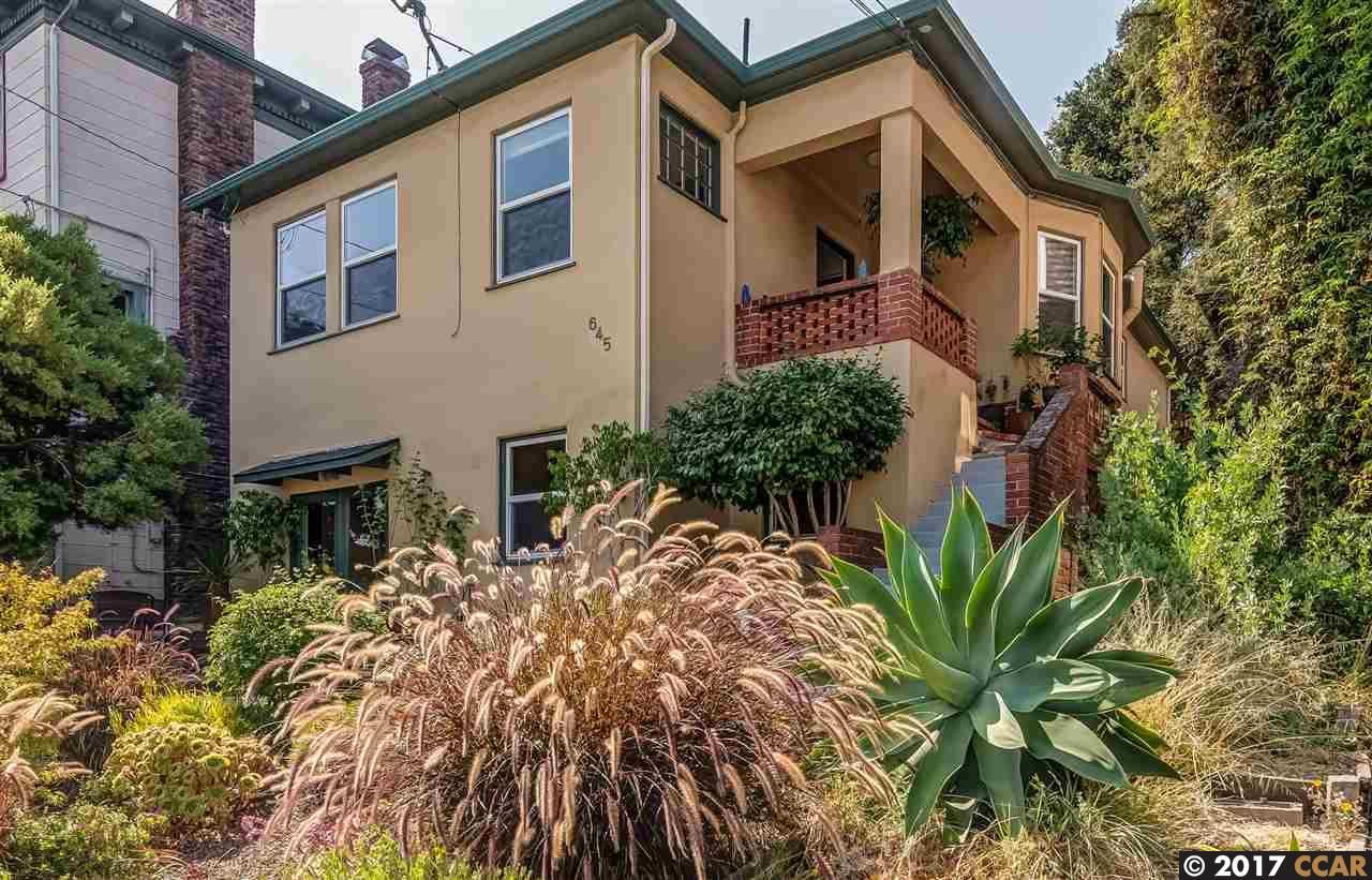 645 Mariposa Ave, OAKLAND, CA 94610