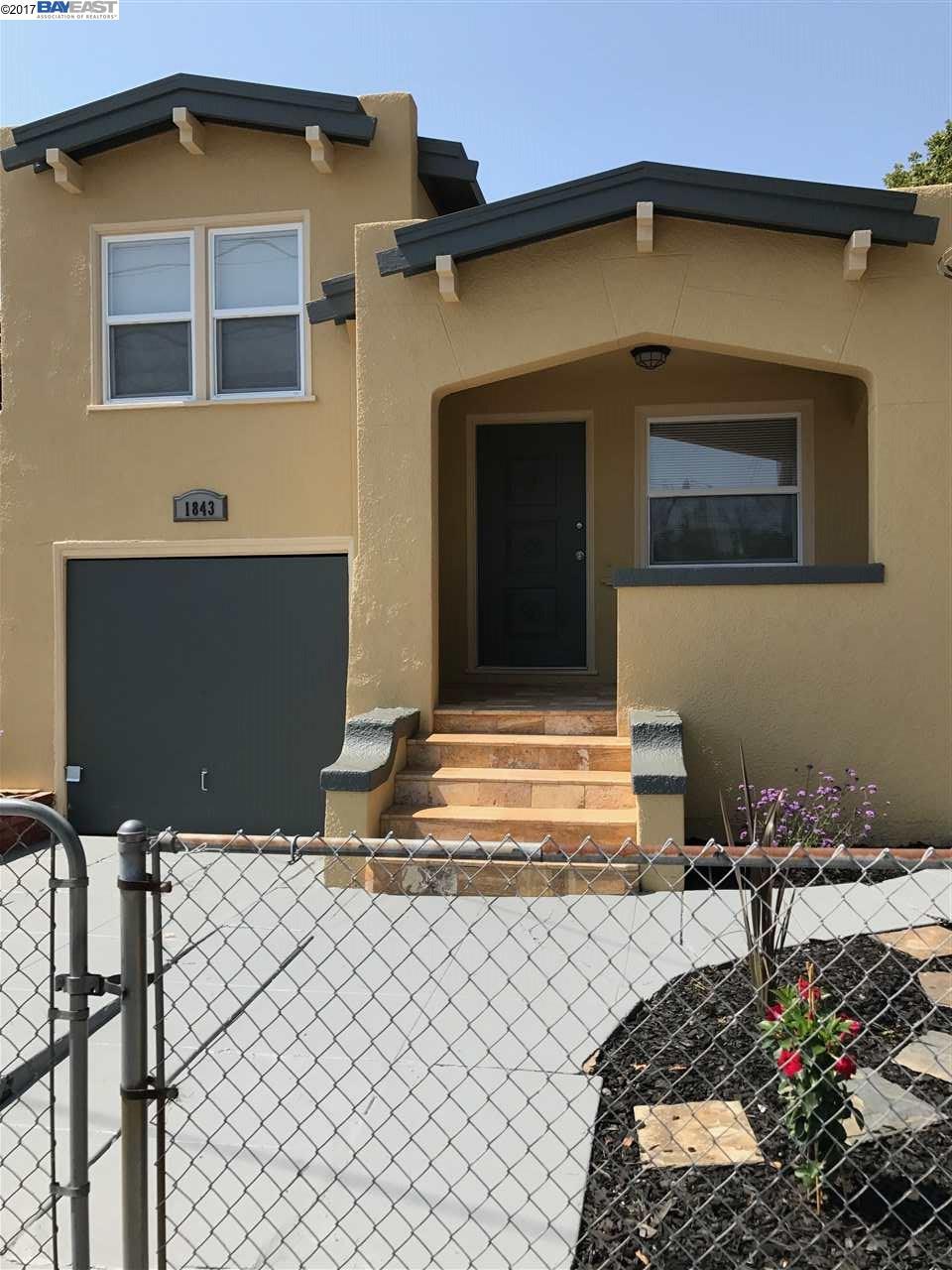 1843 66th Ave, OAKLAND, CA 94621