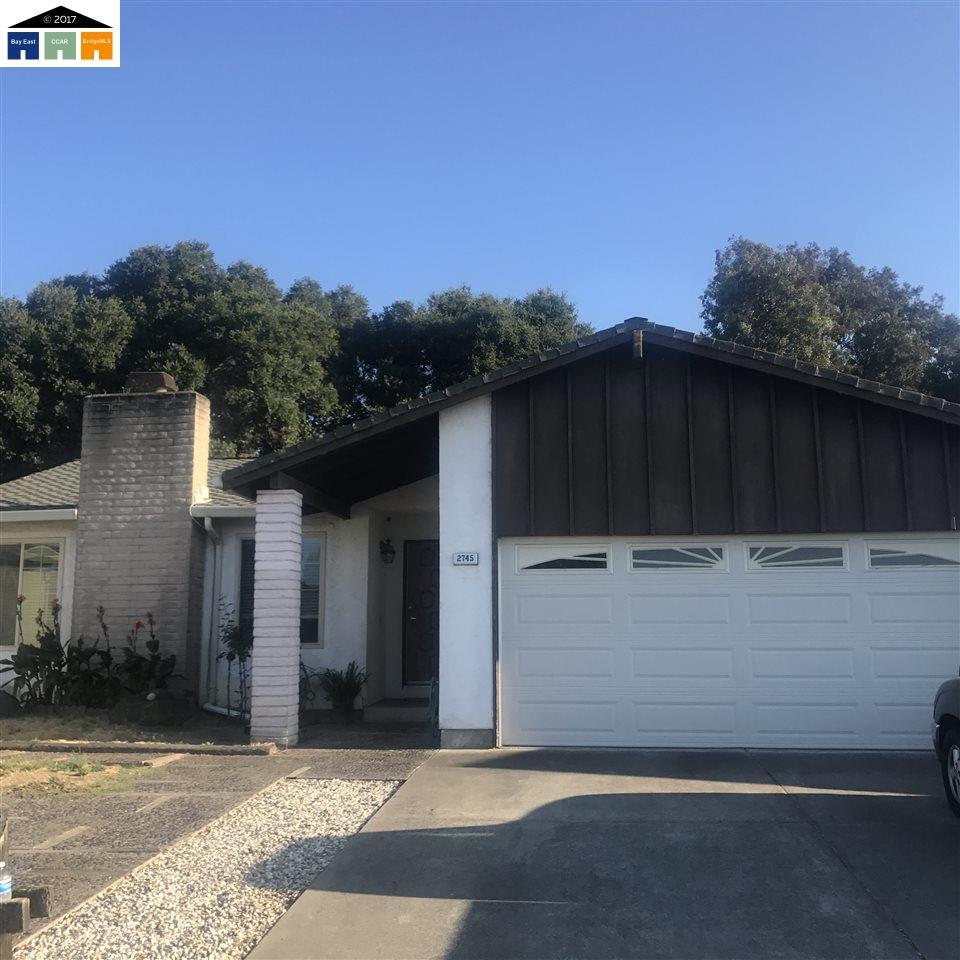 2745 Meadowlark Avenue, UNION CITY, CA 94587