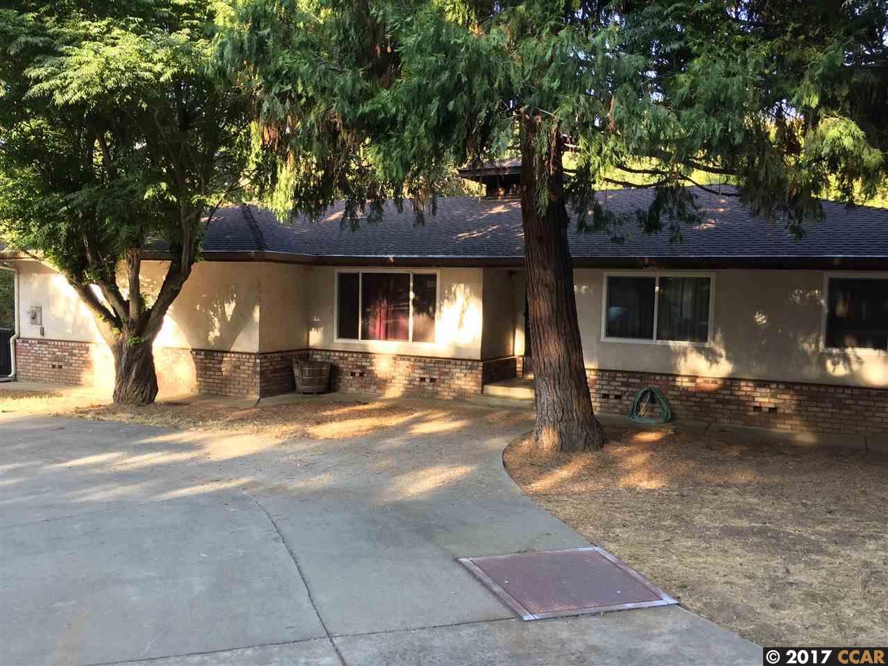 Casa Unifamiliar por un Venta en 4291 Morgan Territory Clayton, California 94517 Estados Unidos