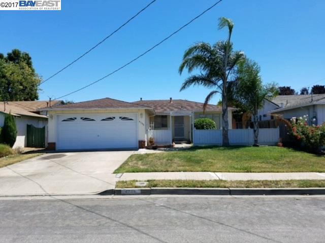 一戸建て のために 売買 アット 4756 La Mesa Court Fremont, カリフォルニア 94536 アメリカ合衆国