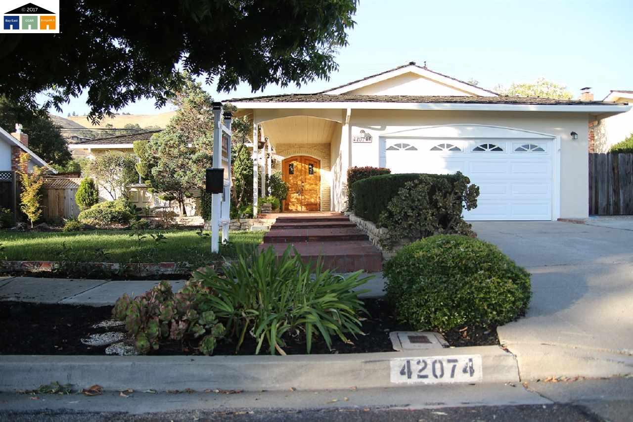 42074 Via San Gabriel, FREMONT, CA 94539