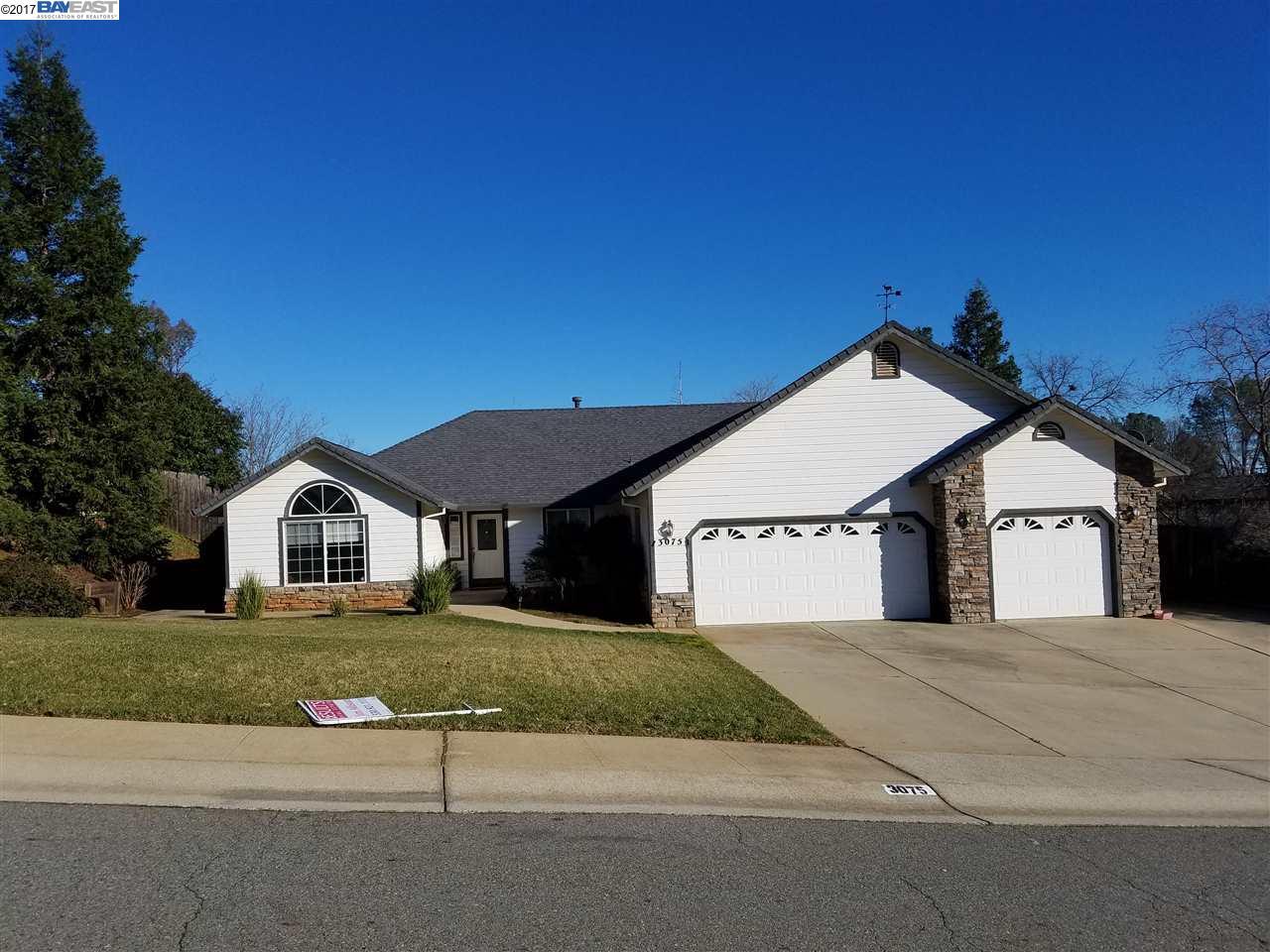 Maison unifamiliale pour l Vente à 3075 Butterfly Lane Shasta Lake, Californie 96019 États-Unis