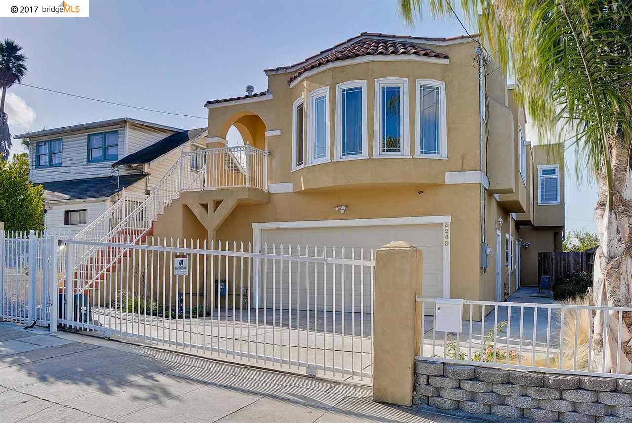 3249 Prentiss St, OAKLAND, CA 94601