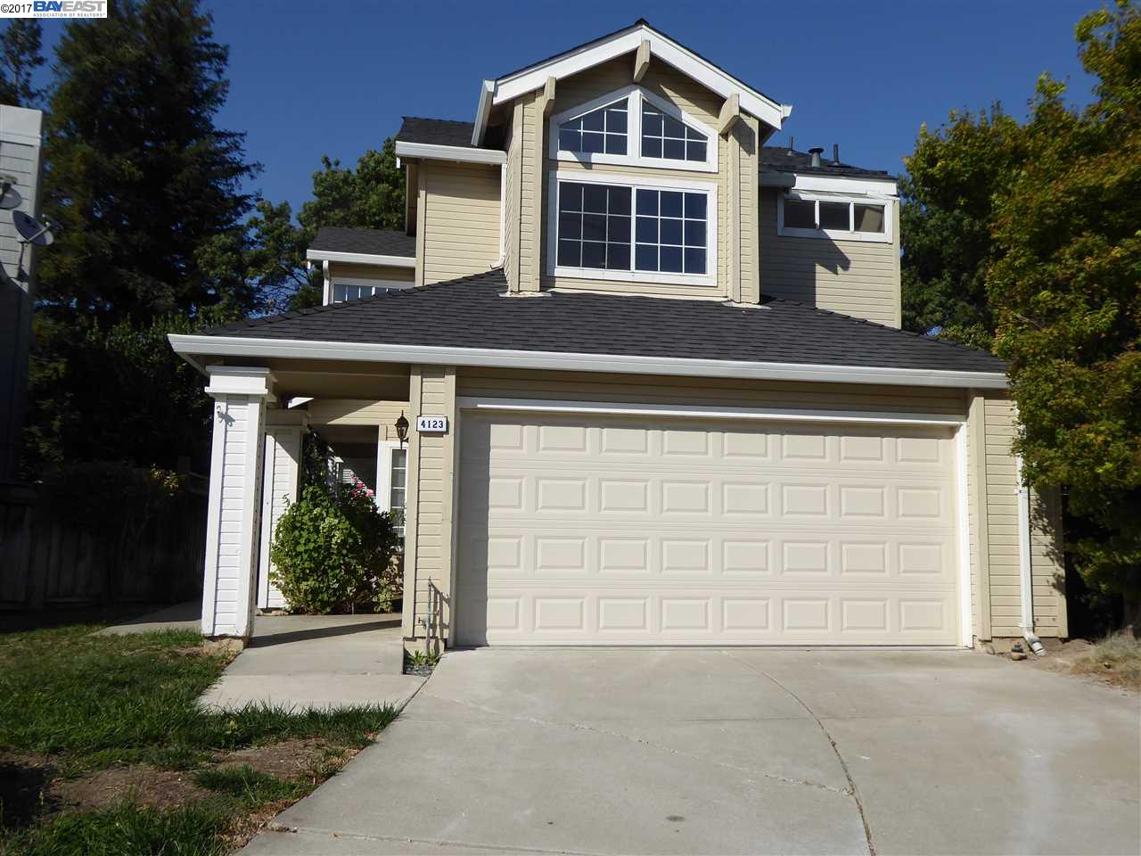 一戸建て のために 賃貸 アット 4123 Lethram Court Pleasanton, カリフォルニア 94588 アメリカ合衆国