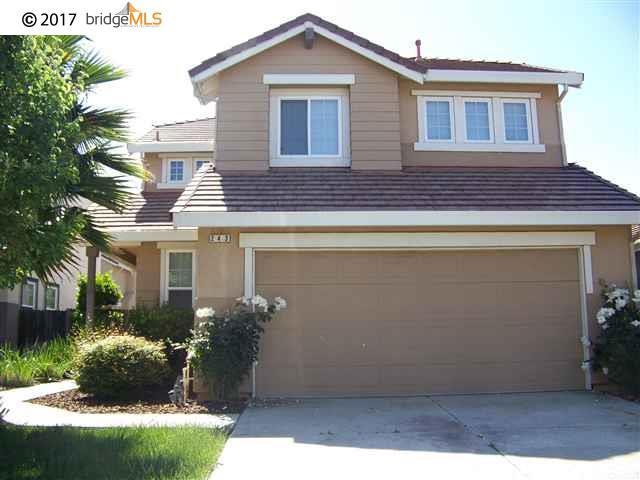獨棟家庭住宅 為 出租 在 243 WHITE BIRCH Court Brentwood, 加利福尼亞州 94513 美國