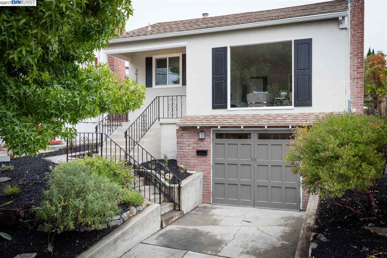 3920 Coolidge Ave, OAKLAND, CA 94602
