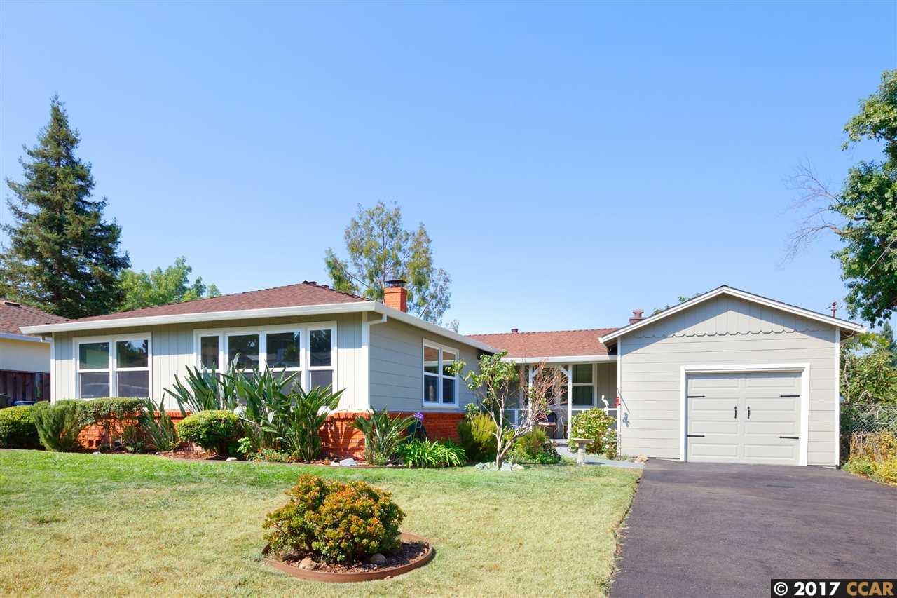 481 Gilda Ave., MARTINEZ, CA 94553
