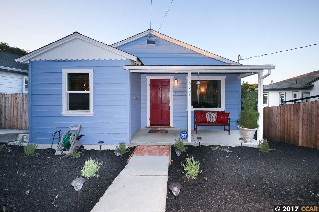 2001 Boynton Ave, MARTINEZ, CA 94553