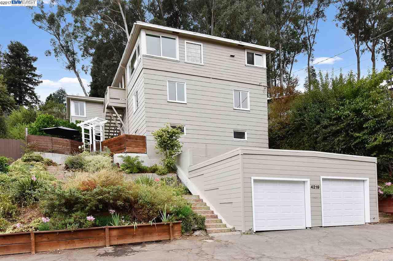 4219 Maple Ave, OAKLAND, CA 94602