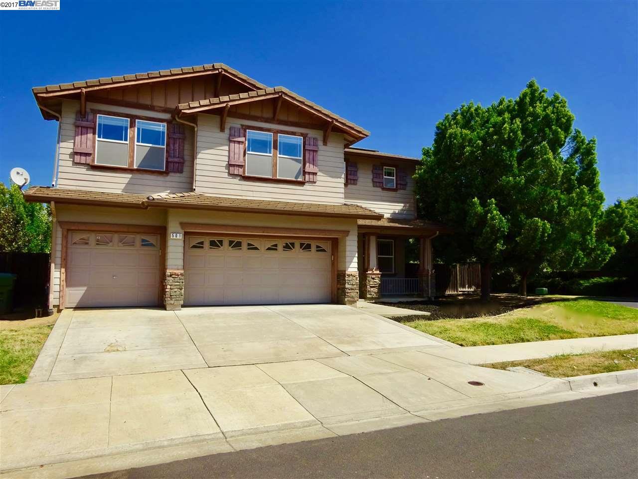 501 Edgefield Street, BRENTWOOD, CA 94513