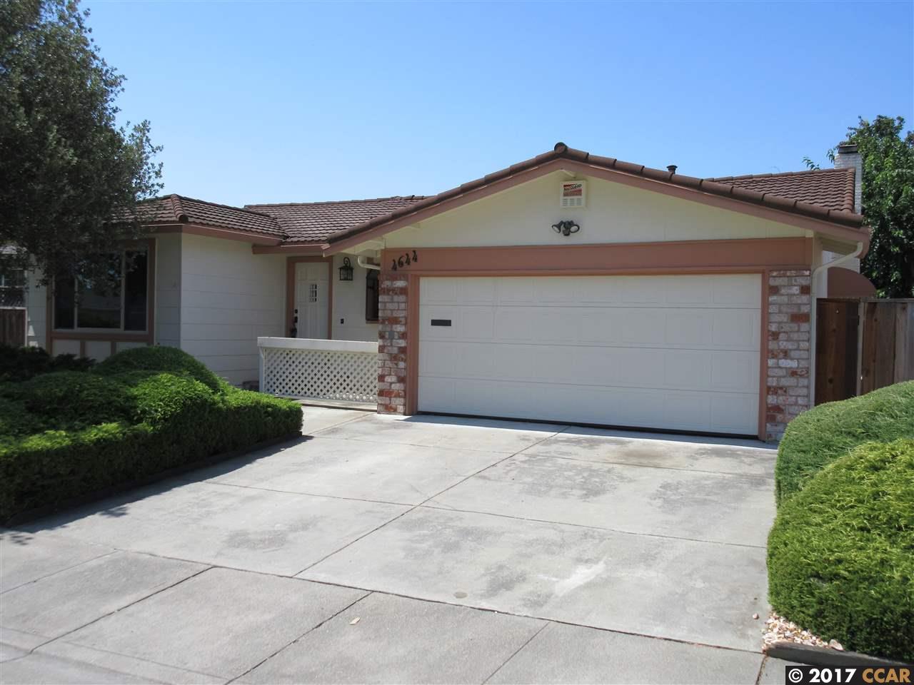 4644 Herrin Way, PLEASANTON, CA 94588