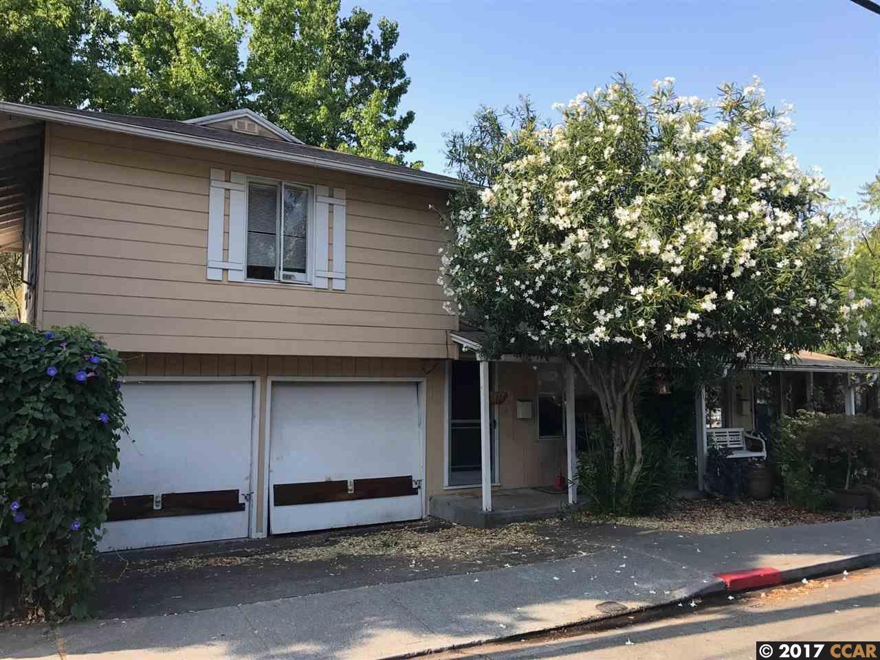 Casa Multifamiliar por un Venta en 1193 Lincoln Avenue Walnut Creek, California 94596 Estados Unidos