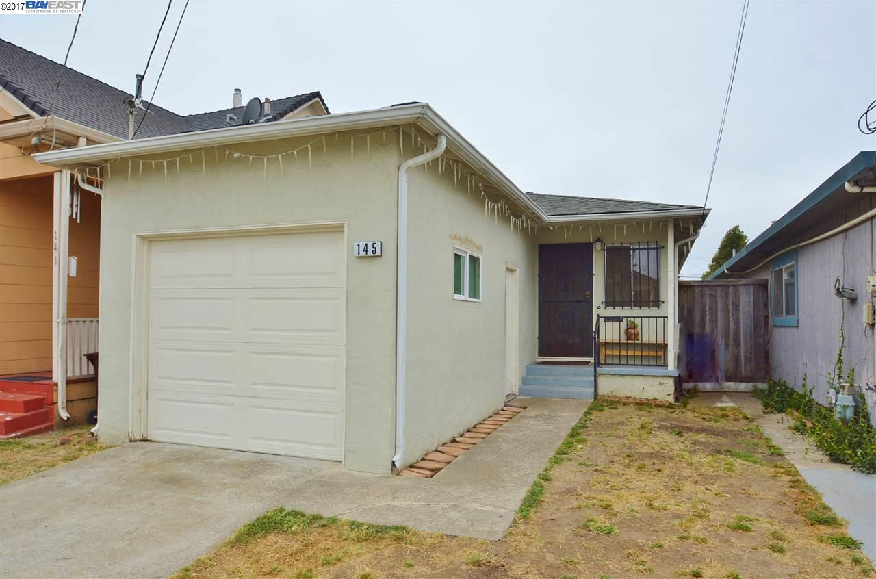 145 16Th St, RICHMOND, CA 94801