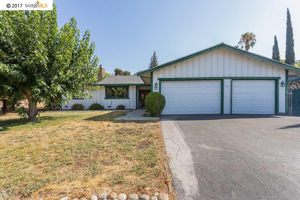 3501 Hillcrest Ave, ANTIOCH, CA 94531