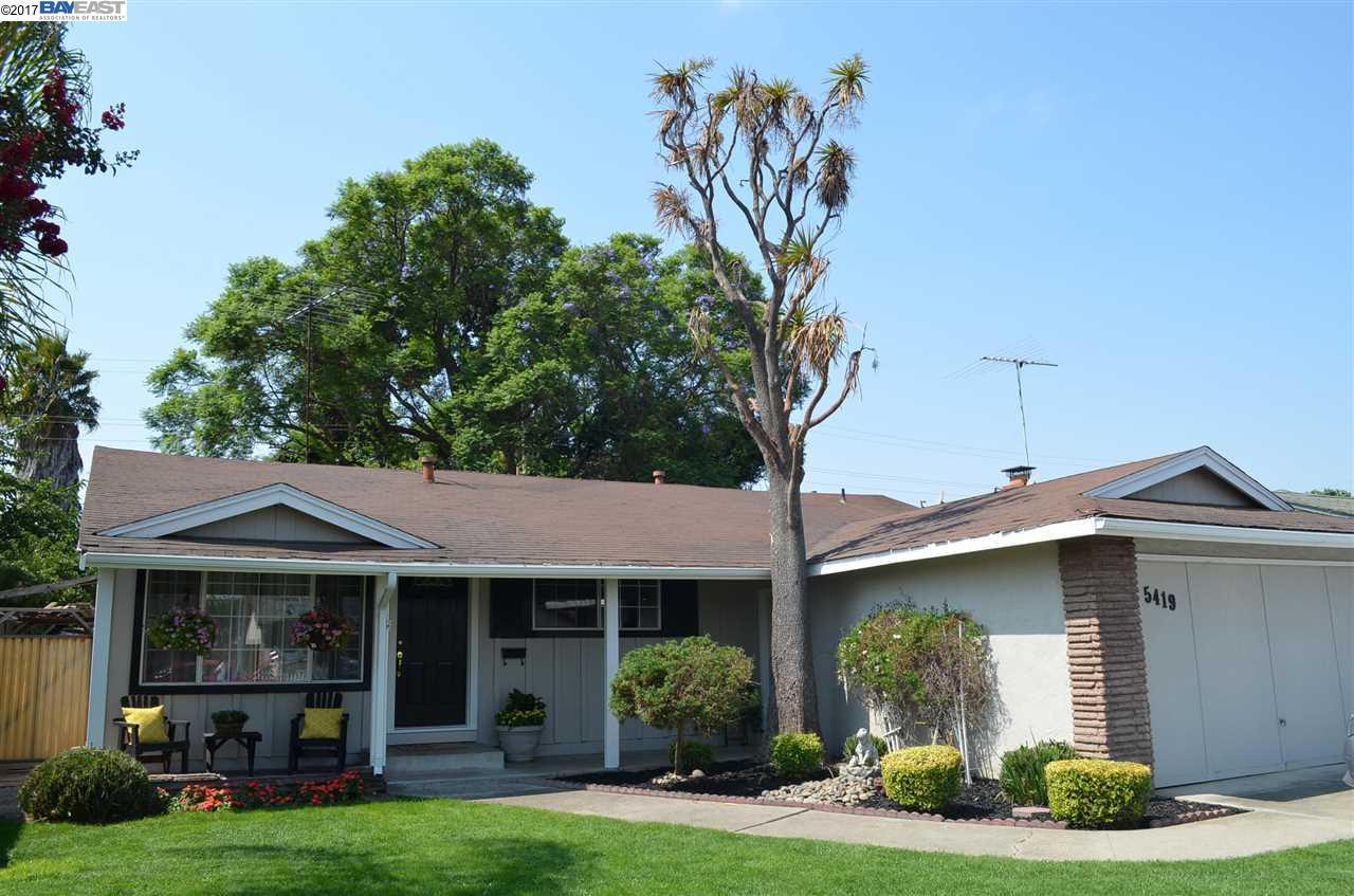 5419 Borgia Rd, FREMONT, CA 94538
