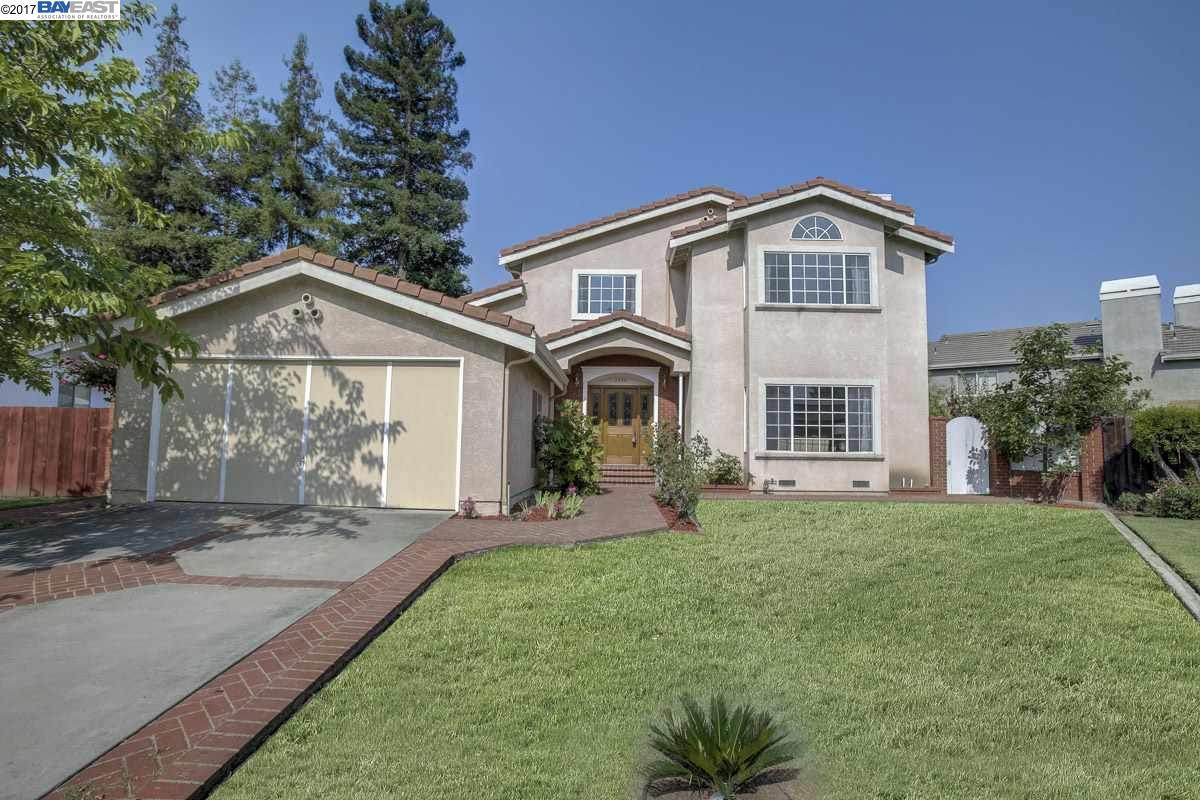 一戸建て のために 売買 アット 2299 Cactus Street Fremont, カリフォルニア 94539 アメリカ合衆国