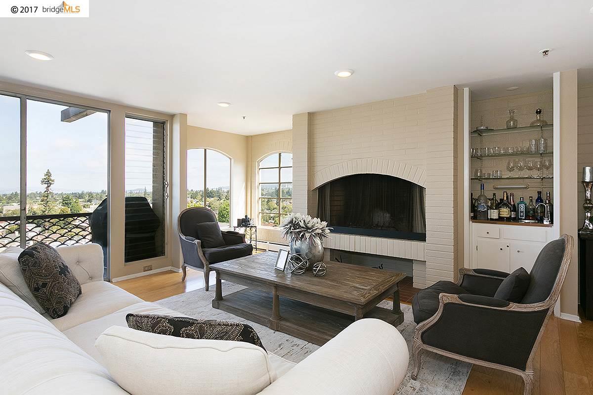 شقة بعمارة للـ Rent في 5405 Carlton Street Oakland, California 94618 United States
