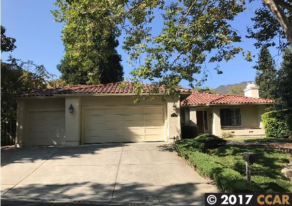 Single Family Home for Rent at 288 Live Oak Drive Danville, California 94506 United States