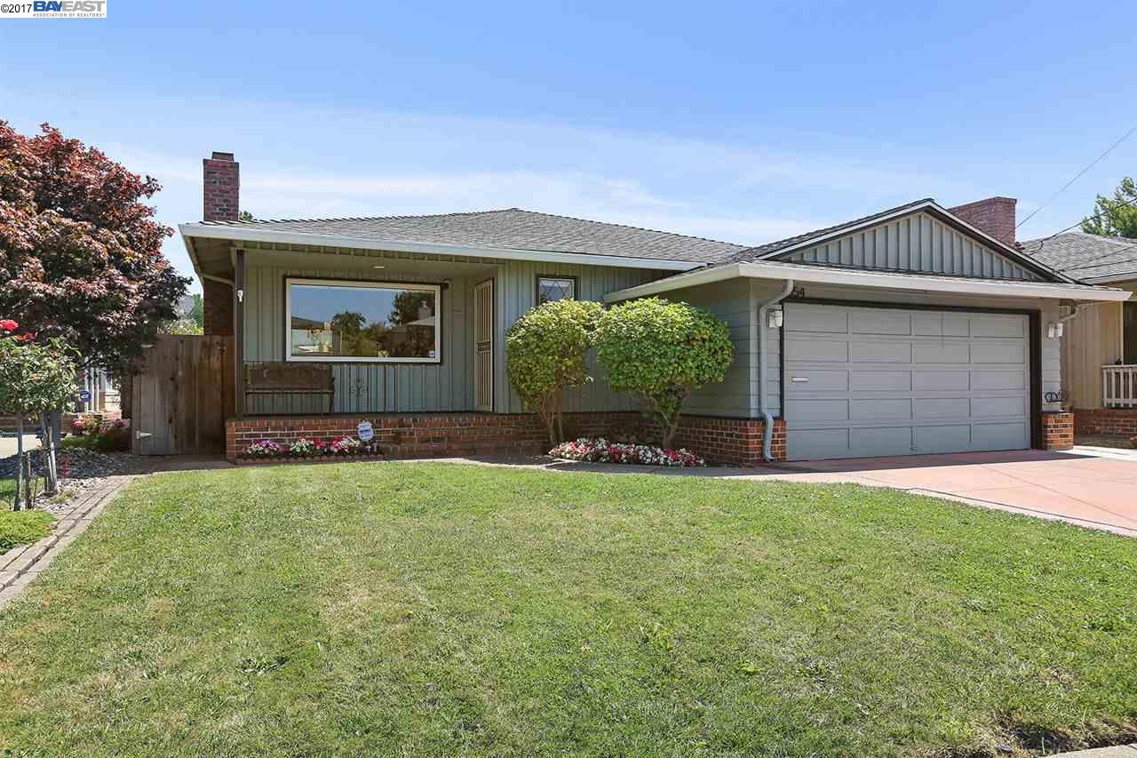 1354 Hansen Ave, ALAMEDA, CA 94501