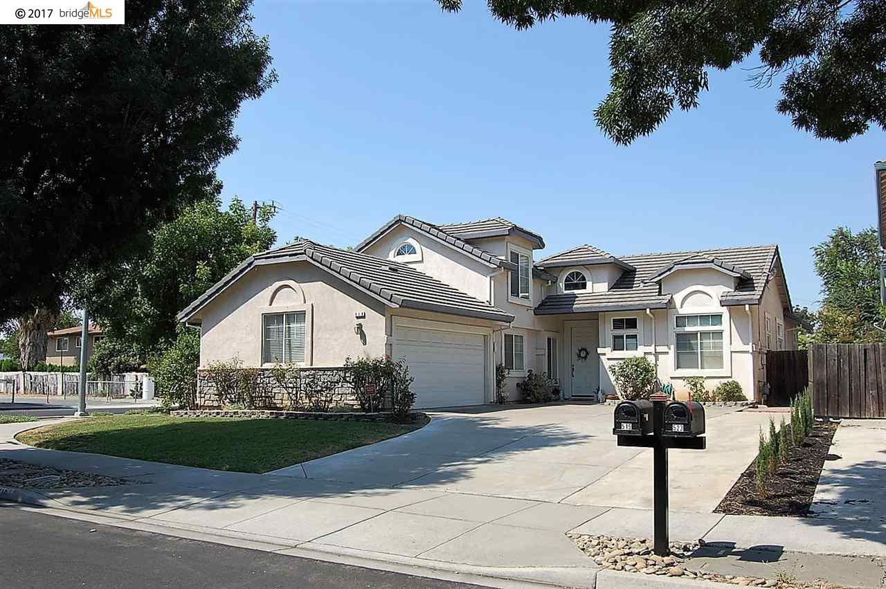 519 Birchwood Rd, BRENTWOOD, CA 94513