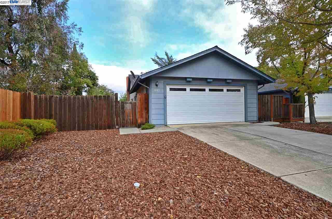 واحد منزل الأسرة للـ Rent في 1485 Rhododendron Drive Livermore, California 94551 United States
