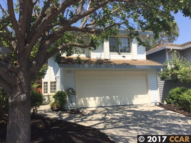 2017 Cunningham Way, MARTINEZ, CA 94519