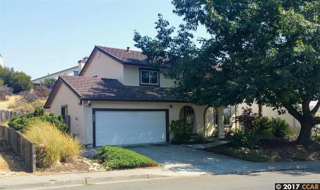 2253 Lupine Rd., HERCULES, CA 94547