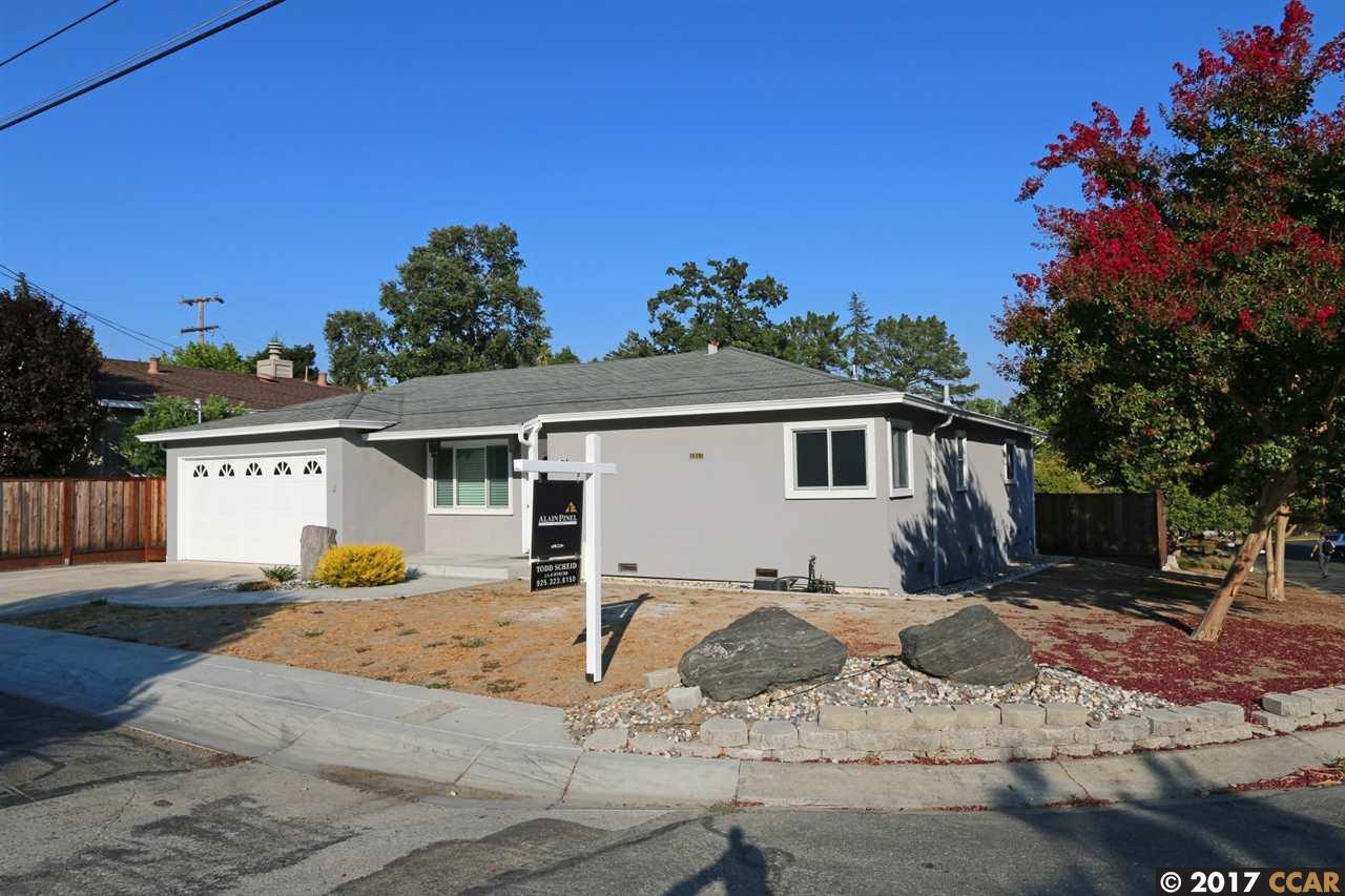 1710 Poplar Dr, WALNUT CREEK, CA 94595