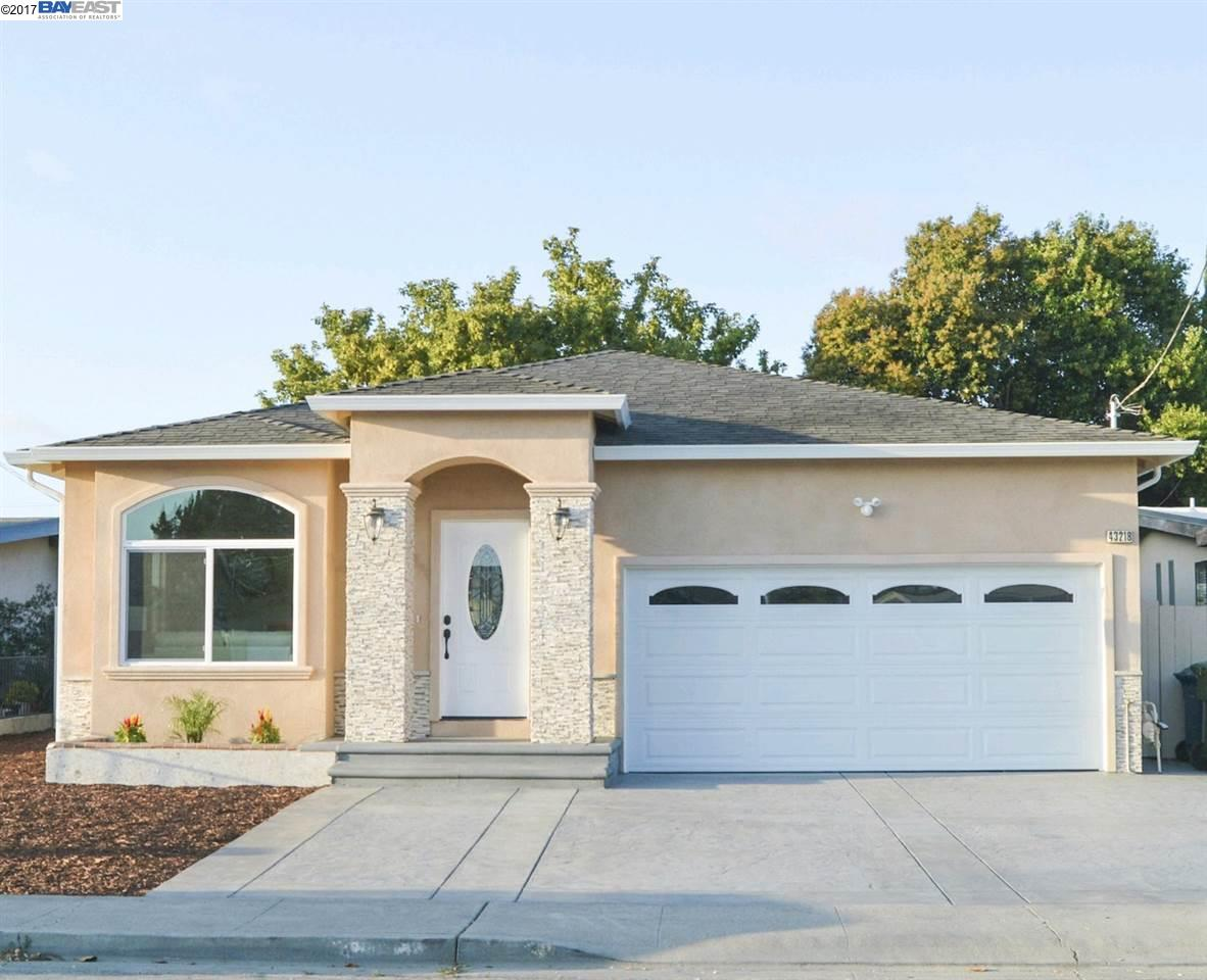 43218 Charleston Way, FREMONT, CA 94538