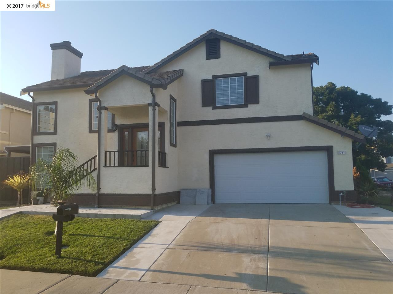 5341 Catanzaro way, ANTIOCH, CA 94531