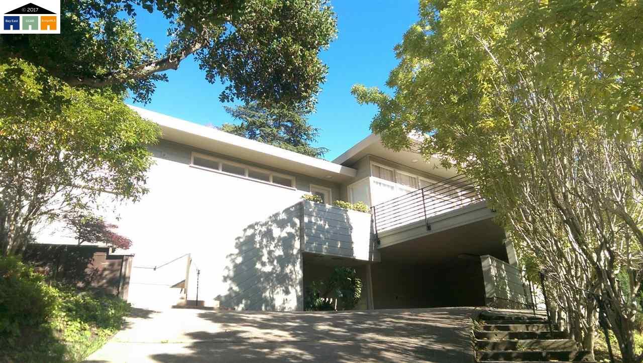 Single Family Home for Rent at 46 La Salle 46 La Salle Piedmont, California 94611 United States