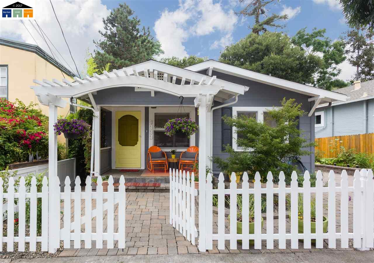 3999 Whittle Ave, OAKLAND, CA 94602